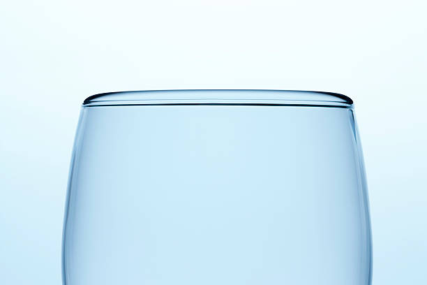 フルグラスの水 ストックフォト