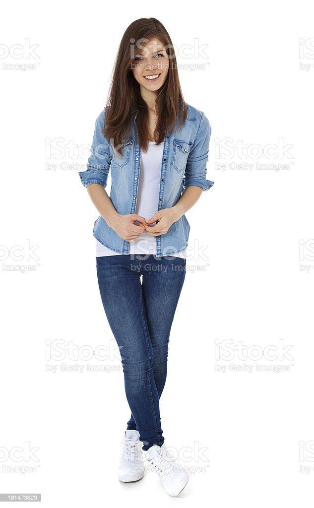 Pleine longueur adolescente - Photo