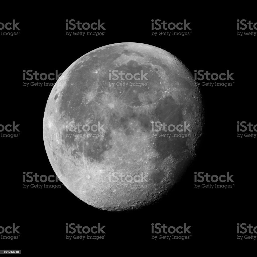 Full Moon - high resolution image stock photo