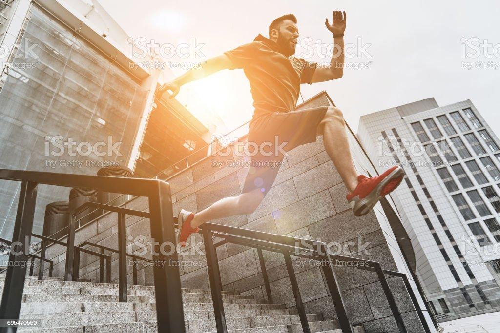 Full of energy. - foto stock