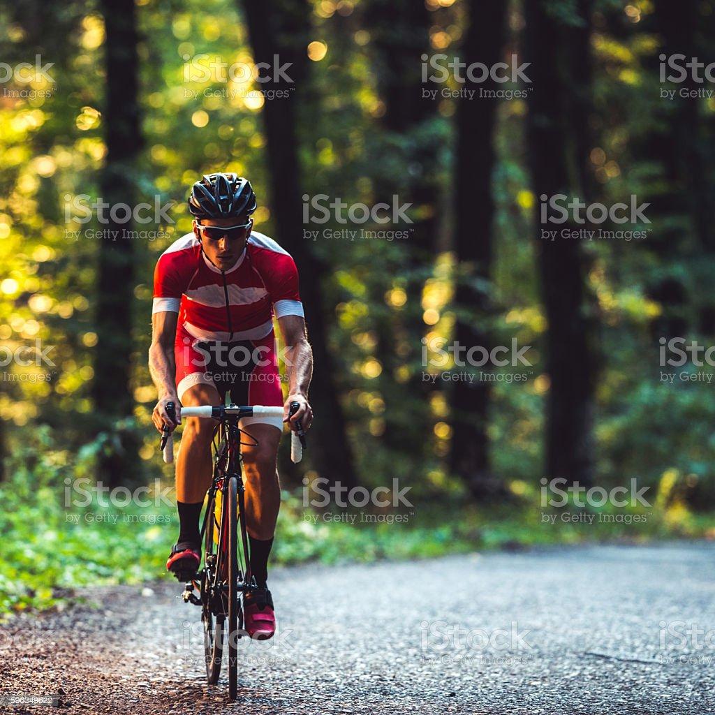 Full speed ahead royalty-free stock photo