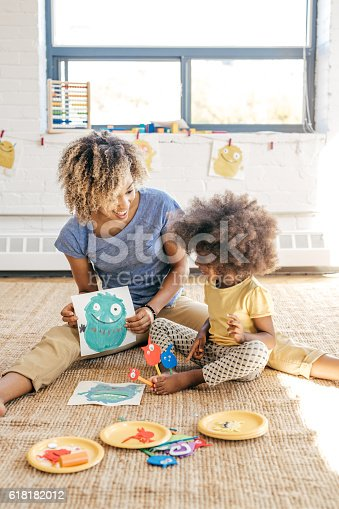 istock Fun activities for 3 years old 618182012