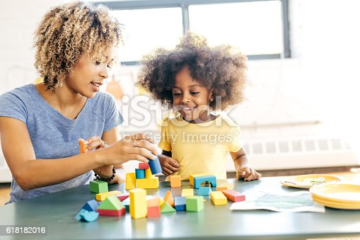 istock Fun activities for 3 years old 618182016