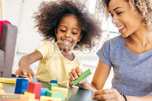istock Fun activities for 3 years old 618222272