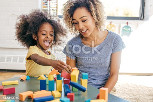 istock Fun activities for 3 years old 618340240