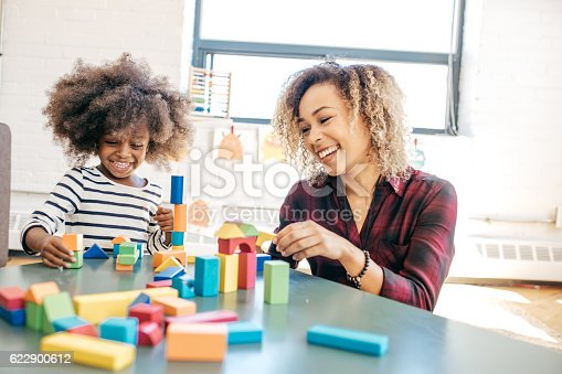istock Fun activities for 3 years old 622900612