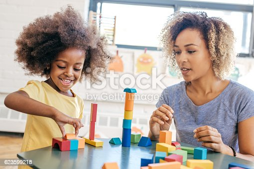istock Fun activities for 3 years old 623599218