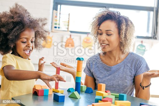 istock Fun activities for 3 years old 626646690