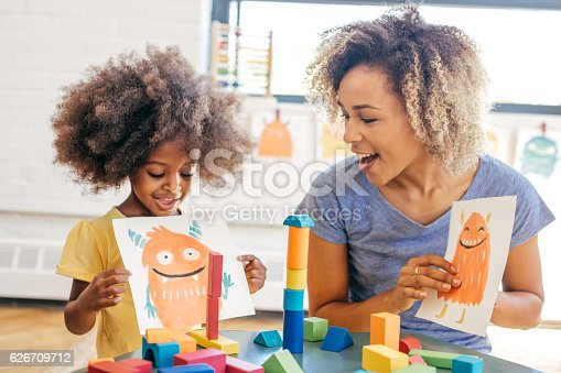 istock Fun activities for 3 years old 626709712