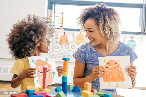 istock Fun activities for 3 years old 635916858