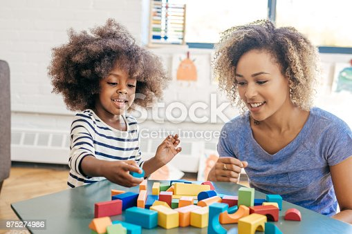 istock Fun activities for 3 years old 875274986