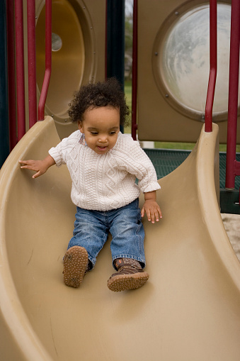 Fun At The Park Stock Photo - Download Image Now