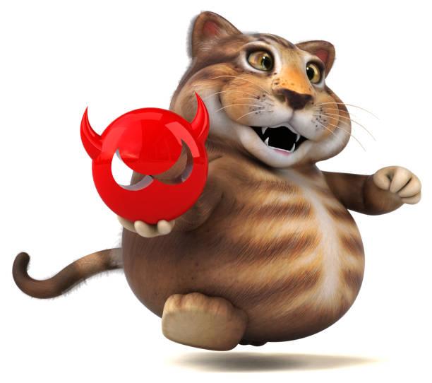 Fun cat 3d illustration picture id1007940252?b=1&k=6&m=1007940252&s=612x612&w=0&h=hkhggvzpexnycboeyhtmxovjlfqszqt1mr9fuh4ttcq=