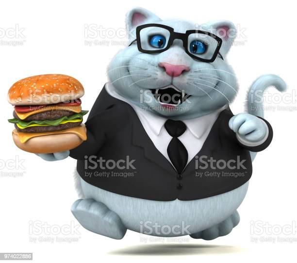 Fun cat 3d illustration picture id974022886?b=1&k=6&m=974022886&s=612x612&h=r53ma8k1ro0z2orhzy5st8fjdj fauakhe3t7xy  bs=