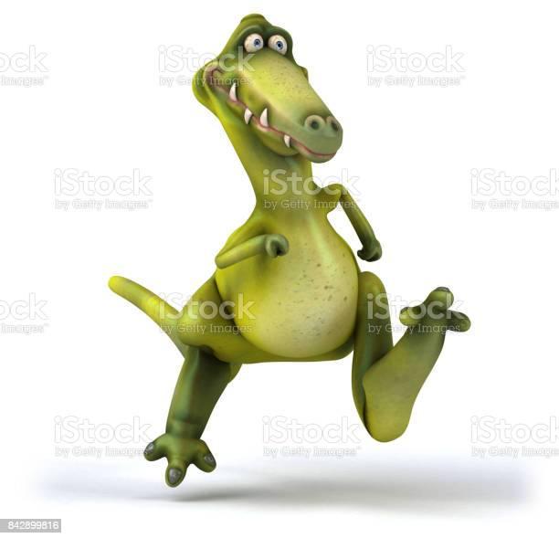 Fun dinosaur 3d illustration picture id842899816?b=1&k=6&m=842899816&s=612x612&h=dlcxvxsz21f9en wtxcs gkuvenh4kmcm94woptaunw=