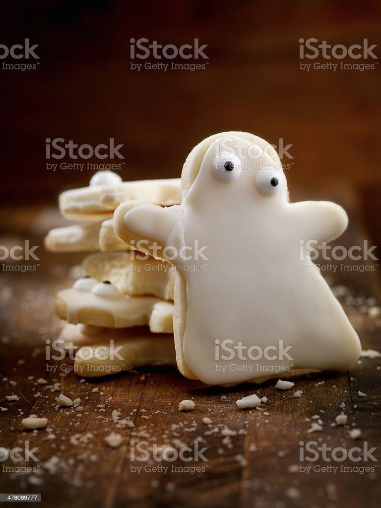 Fun Halloween Cookies royalty-free stock photo