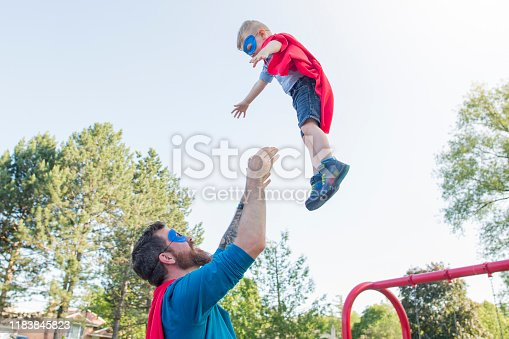 516318379 istock photo Fun in the Park 1183845823