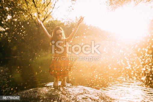 700603062istockphoto Fun in the sun 587784042