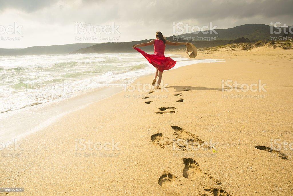 Spaß am Strand – Foto
