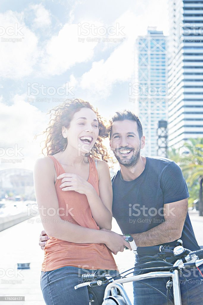 Fun royalty-free stock photo