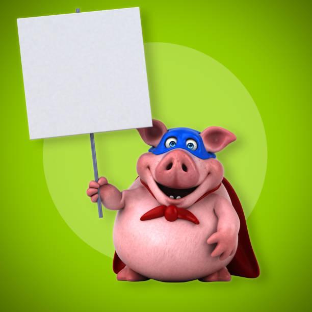 Fun pig 3d illustration picture id834607916?b=1&k=6&m=834607916&s=612x612&w=0&h=riyhs ec9cdkyylkt9y3gwgmufjtbqfn3juc9yrkhiq=