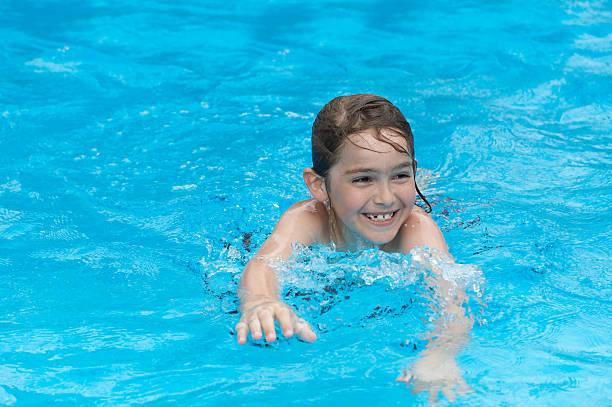 Spaß Schwimmen – Foto