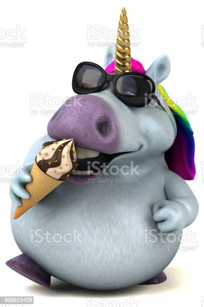 Fun unicorn 3d illustration picture id956825428?b=1&k=6&m=956825428&s=612x612&h=ndgykgynm0z7fur u6kuwlawn lcue6d3dkuhnluq0m=