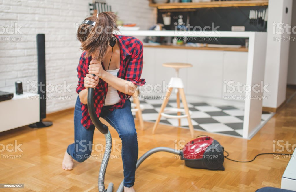 Image result for cleaning while dancing images