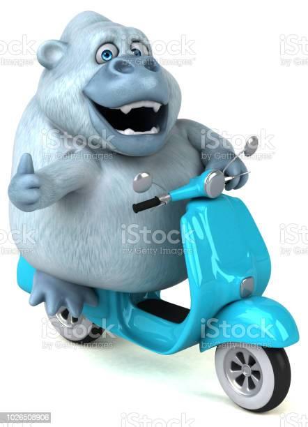 Fun white gorilla 3d illustration picture id1026508906?b=1&k=6&m=1026508906&s=612x612&h=bapdmq5tcppia4l ujj7vddks4f qdfvpyymtr8huxu=