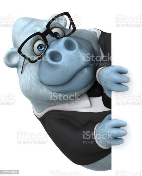 Fun white gorilla 3d illustration picture id922398006?b=1&k=6&m=922398006&s=612x612&h=vynt1vml1i2ot0quwhs4cx27v6b l rejhwn4uhmcum=