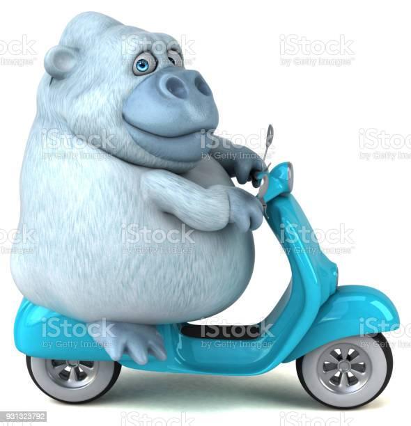 Fun white gorilla 3d illustration picture id931323792?b=1&k=6&m=931323792&s=612x612&h=4j9iuhw34q5ivjgouhr1zgb4d ufnfd5xa5 v4akols=