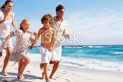 istock Fun with the family 117146927