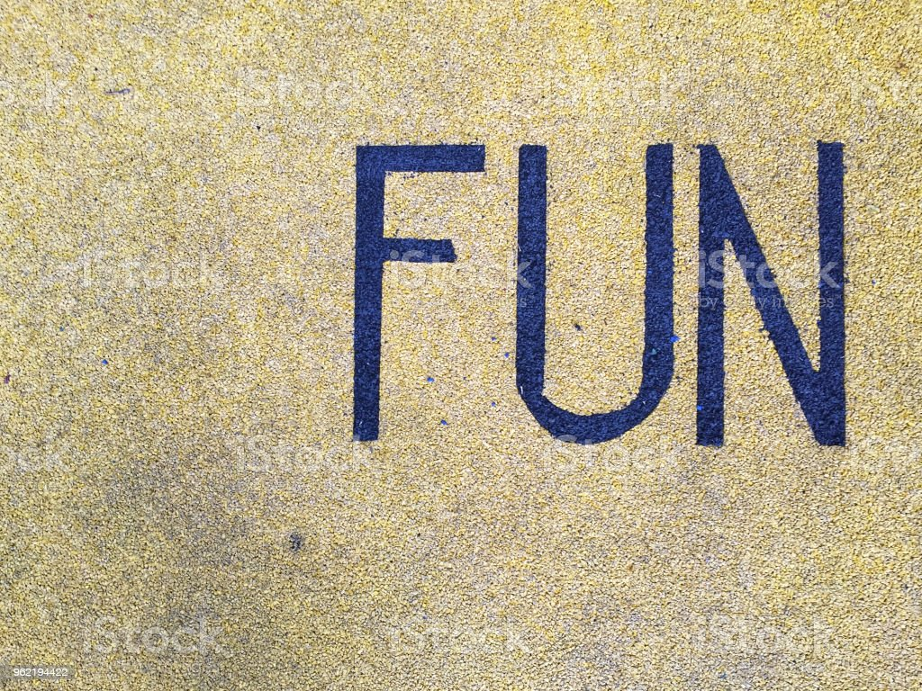 Fun Word Stock Photo Download Image Now Istock