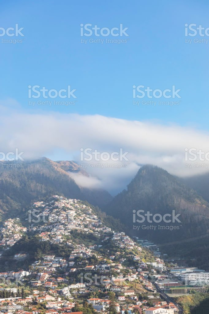 Funchal, Madeira zbiór zdjęć royalty-free