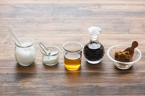 fundamental seasoning in japan - 調味醬 個照片及圖片檔