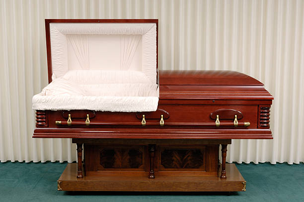Best Casket Stock Photos, Pictures & Royalty-Free Images - iStock