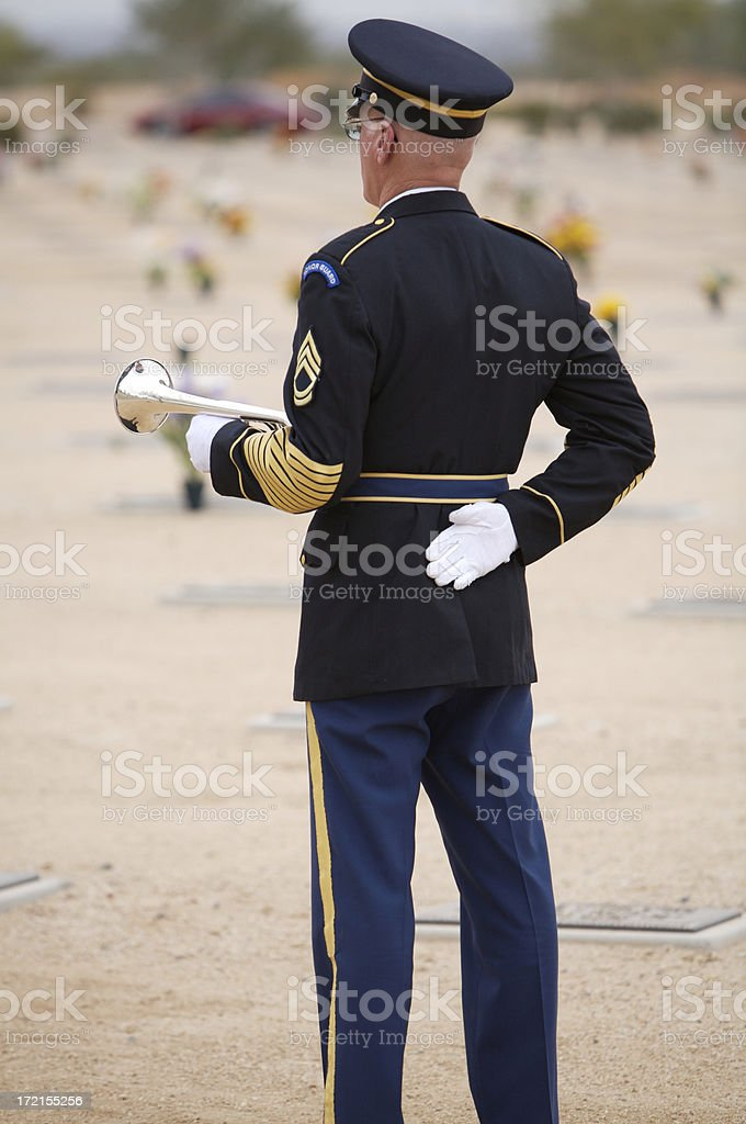 Funeral royalty-free stock photo