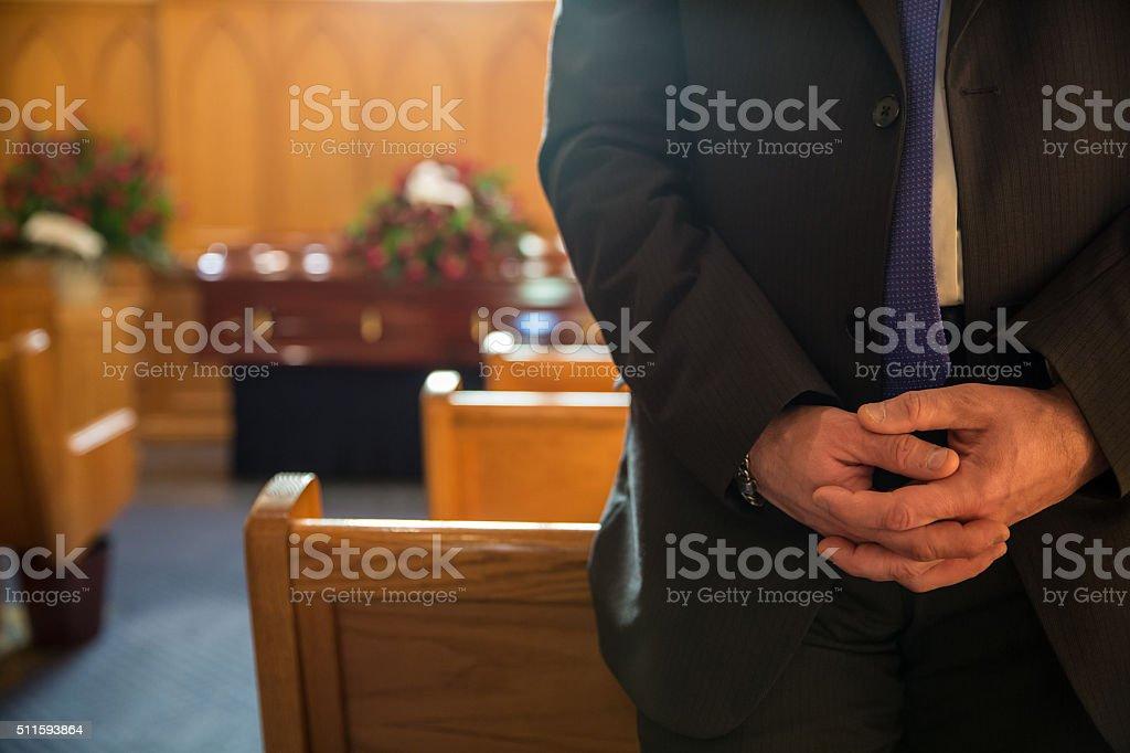 Begräbnis – Foto