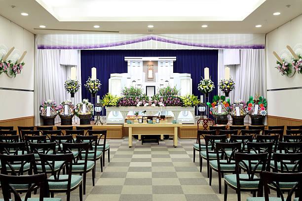 funeral motiv - altar stock-fotos und bilder