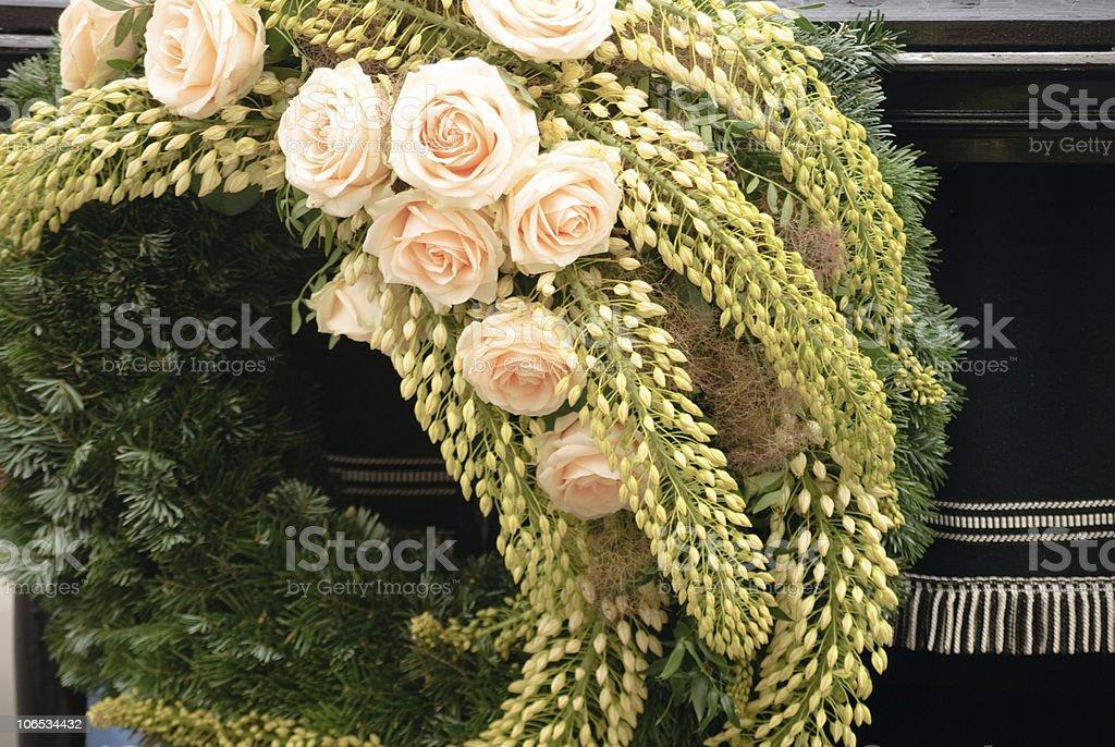 funereal stock photo