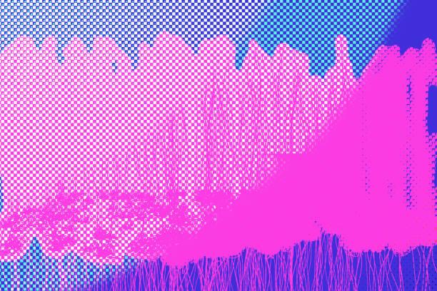 Funky Hintergrund – Foto