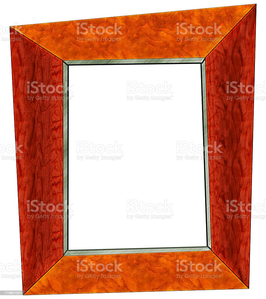 Funky Frame 1 royalty-free stock photo