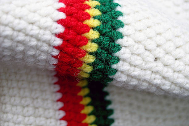 funky reggae-Mütze – Foto