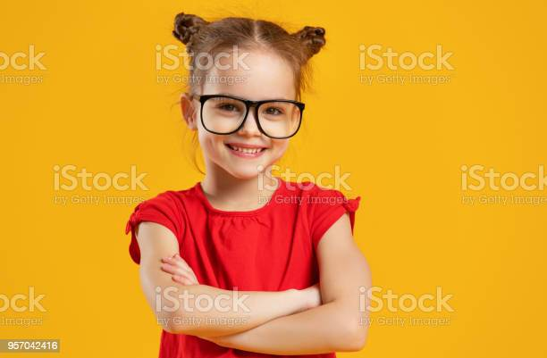 Funny child girl in glasses on colored background picture id957042416?b=1&k=6&m=957042416&s=612x612&h=vryummsk7nnyrswu12mbpmqik6zezj09xpvjyynx8ku=