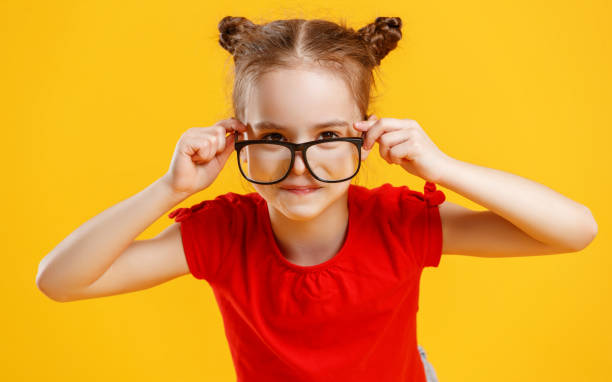 Funny child girl in glasses on colored background picture id969865546?b=1&k=6&m=969865546&s=612x612&w=0&h=ivftpb ohoz64i5myetsf krjyv1fa5fyc3fwyfvl5c=