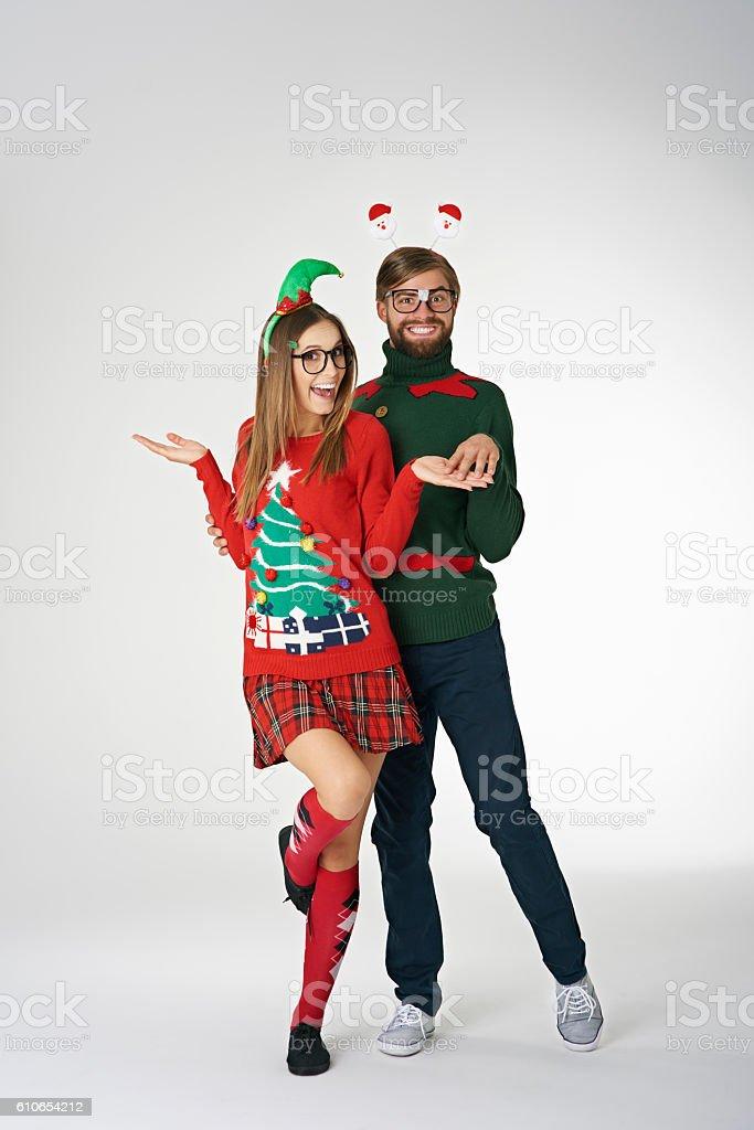 Weird Christmas Stock Photos 10