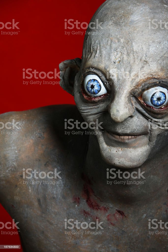 Funny creature royalty-free stock photo