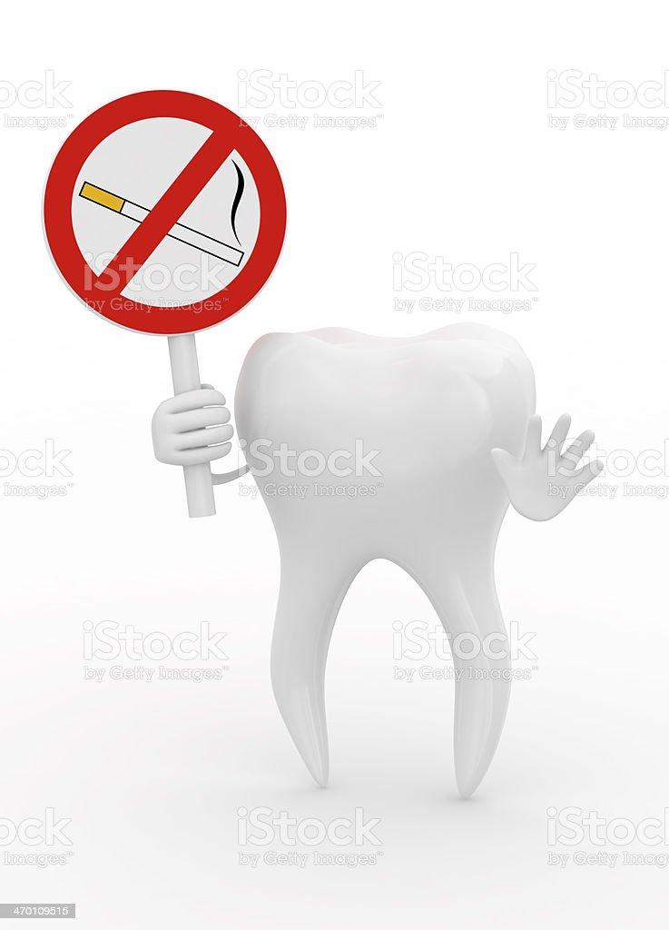 funny dental hygiene stock photo