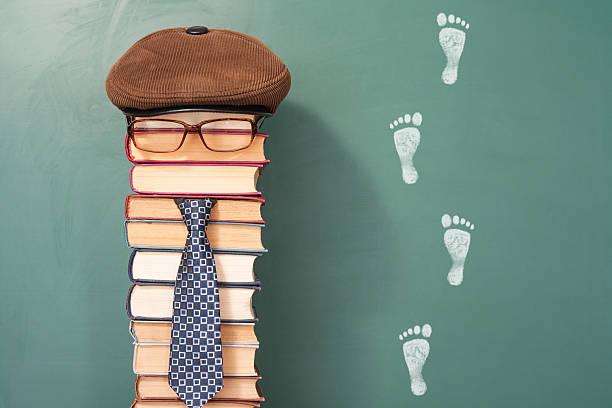 Lustiger Bildung-Konzept – Foto