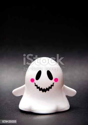 istock Funny Ghost Toy 529435003